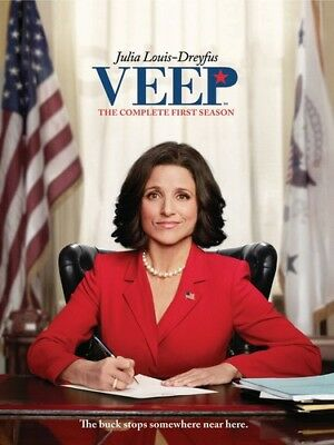 Veep: The Complete First Season [New DVD] Full Frame, Subtitled, 2 Pack, Ac-3/