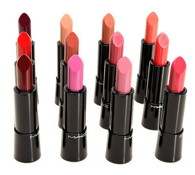 MAC Mineralize Rich Lipstick - CHOOSE COLOR - NEW IN BOX & AUTHENTIC - ON SALE!