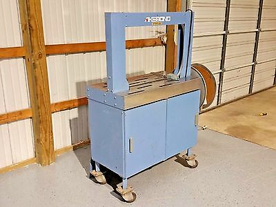 Oval Strapping Strapper model # 415 Automatic or Manual
