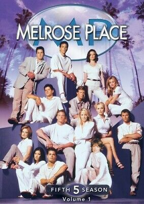 Melrose Place: Fifth Season V.1 [New DVD] Full Frame