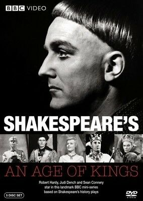 Shakespeare's An Age of Kings [New DVD] Black & White, Subtitled, Widescreen