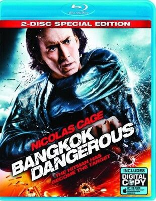 Bangkok Dangerous [New Blu-ray] Special Edition, Subtitled, Widescreen, Ac-3/D
