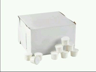 Powdered Cascarilla 1/2 Oz Cups Set Of 10 With Free Shipping In The U.s.