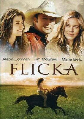 Flicka [New DVD] Full Frame, Ac-3/Dolby Digital, Dolby, Dubbed, Subtitled, Wid