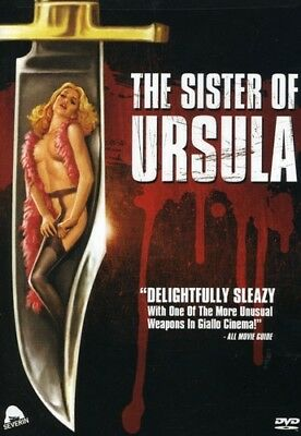 The Sister of Ursula [New DVD] Dolby, Subtitled, Widescreen