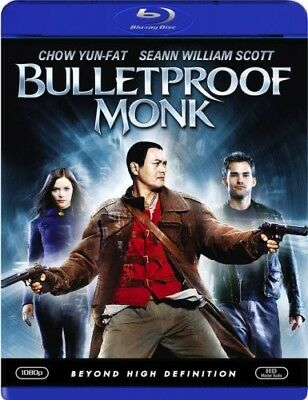 Bulletproof Monk [New Blu-ray] Dolby, Digital Theater System, Dubbed, Subtitle