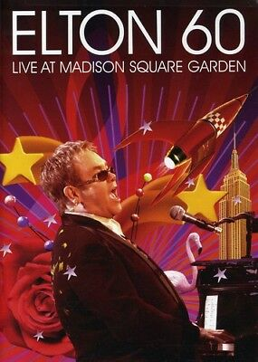 Elton John - Elton 60: Live at Madison Square Garden [New DVD] Ac-3/Dolby Digita
