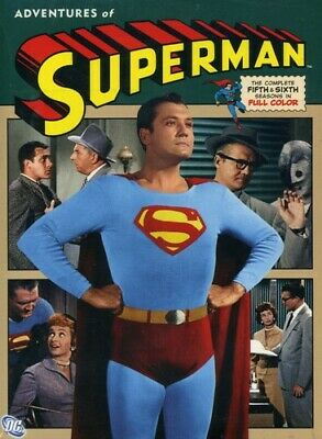 Adventures of Superman: The Complete Collection [New DVD]