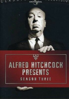 Alfred Hitchcock Presents: Season Three [New DVD] Full Frame, Slipsleeve Packa