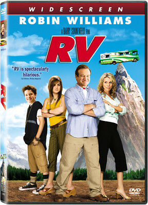 RV [New DVD] Ac-3/Dolby Digital, Dolby, Dubbed, Subtitled, Widescreen