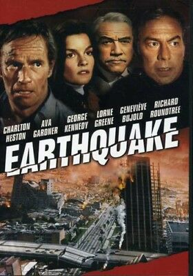 Earthquake [New DVD] Ac-3/Dolby Digital, Dolby, Dubbed, Subtitled, Widescreen