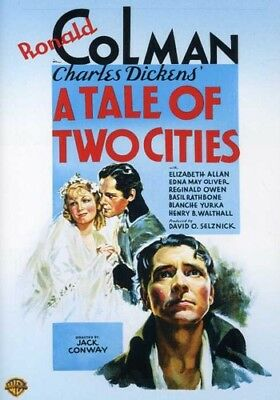 A Tale of Two Cities [New DVD] Dolby, Subtitled, Standard Screen