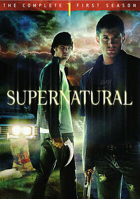 The Supernatural, Su - Supernatural: The Complete First Season [New DVD]