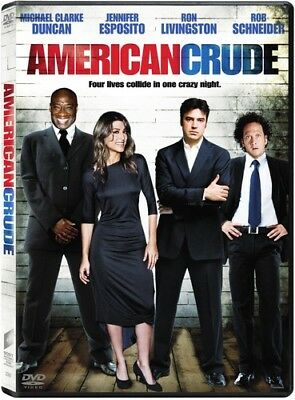 American Crude [New DVD] Ac-3/Dolby Digital, Dolby, Dubbed, Subtitled, Widescr