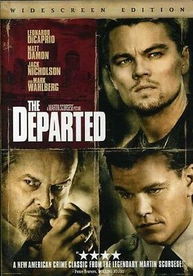 The Departed [New DVD] Ac-3/Dolby Digital, Dolby, Dubbed, Subtitled, Widescree
