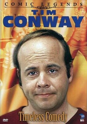 Comic Legends: Tim Conway - Timeless Comedy [New DVD]