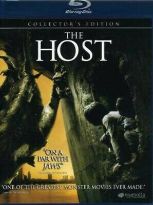 The Host [New Blu-ray] Collector's Ed, Dubbed, Subtitled, Widescreen