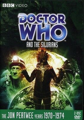 Doctor Who: Doctor Who and the Silurians [New DVD] Subtitled, Standard Screen