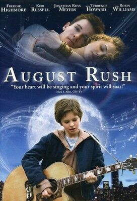 August Rush [New DVD] Full Frame, Subtitled, Widescreen, Ac-3/Dolby Digital, D