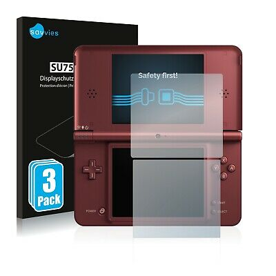 6x Savvies Screen Protector for Nintendo DSi XL Ultra Clear