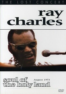 Ray Charles: Soul of the Holy Land - The Lost Concer DVD Region 1