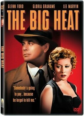 The Big Heat [New DVD] Black & White, Dubbed, Subtitled