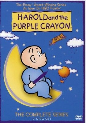Harold and the Purple Crayon: The Complete Series [New DVD] Full Frame, Dolby