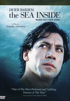 The Sea Inside [New DVD] Ac-3/Dolby Digital, Dolby, Dubbed, Subtitled, Widescr