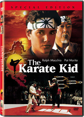 The Karate Kid [New DVD] Special Edition, Subtitled, Widescreen, Dolby, Dubbed