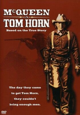 Tom Horn [New DVD] Dubbed, Subtitled, Widescreen