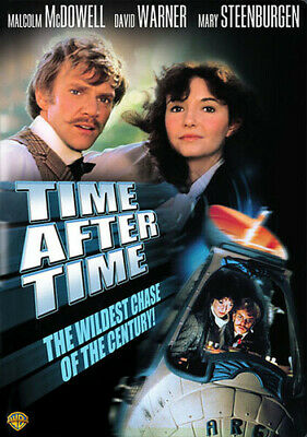 Time After Time [New DVD] Repackaged, Subtitled, Widescreen