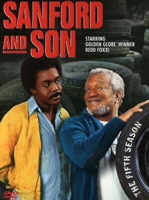 Sanford and Son: The Fifth Season [New DVD] Full Frame