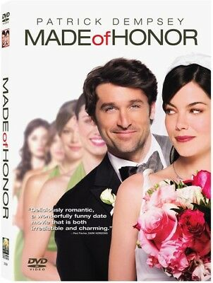 Made of Honor [New DVD] Full Frame, Subtitled, Widescreen, Ac-3/Dolby Digital,