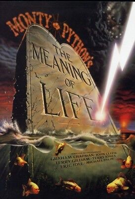 Monty Python's the Meaning of Life [New DVD] Ac-3/Dolby Digital, Dolby, Digita