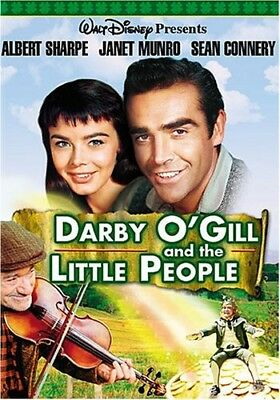 Darby O'Gill and the Little People [New DVD]
