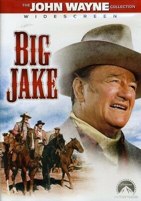 Big Jake [New DVD] Widescreen