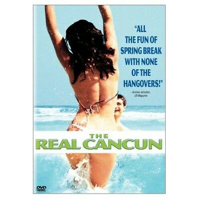 Real Cancun [New DVD] Dolby, Subtitled, Widescreen