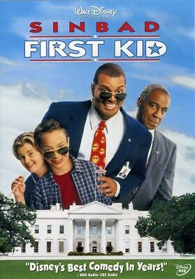 First Kid [New DVD]