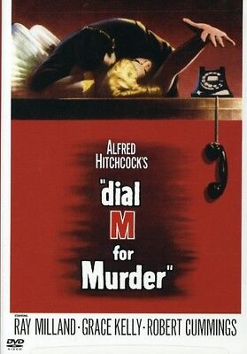 Dial M for Murder [New DVD] Dubbed, Subtitled, Standard Screen