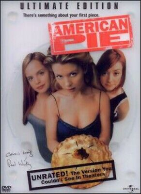 American Pie [New DVD] Unrated, Widescreen