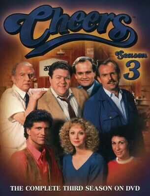 The Cheers - Cheers: The Complete Third Season [New DVD]