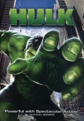 Hulk [New DVD] Ac-3/Dolby Digital, Dolby, Dubbed, Subtitled, Widescreen