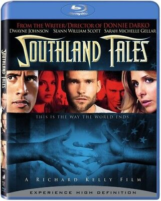 Southland Tales [New Blu-ray] Ac-3/Dolby Digital, Dolby, Subtitled, Widescreen