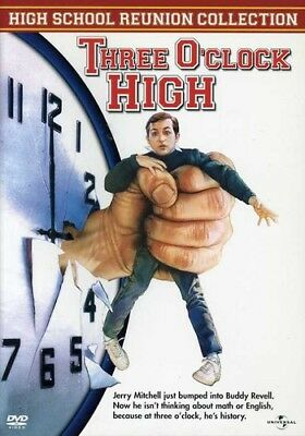 Three O'Clock High [New DVD] Dolby, Subtitled, Widescreen