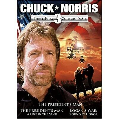 Chuck Norris - Chuck Norris Three Film Collection [New DVD] Full Frame