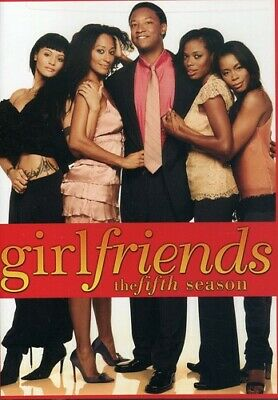 Girlfriends: The Fifth Season [New DVD] Ac-3/Dolby Digital, Dolby, Widescreen