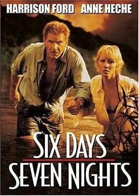Six Days Seven Nights [New DVD] Ac-3/Dolby Digital, Widescreen
