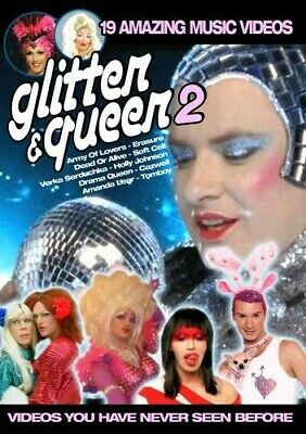 Glitter & Queer 2 / Various [New DVD] Ac-3/Dolby Digital, Dolby