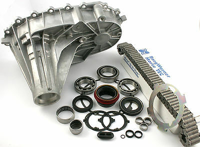Transfer Case Complete Rebuild Package NP 261XHD 263XHD Chevy GMC GM XHD BK371AD