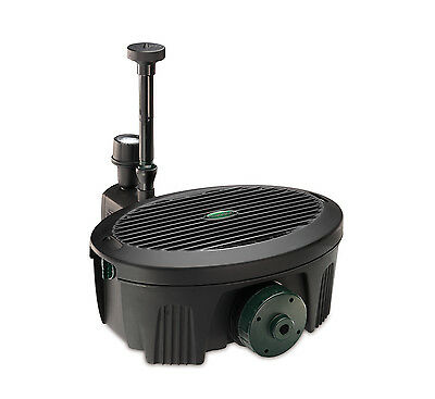 Pond Pump - Blagdon Inpond 5-in-1 Pond Filter 2000. pump 650l/h, filter and UVC